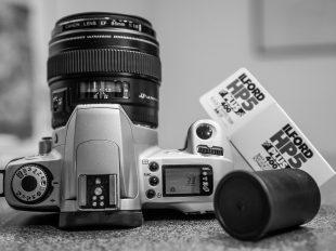 Canon EOS 300 analog