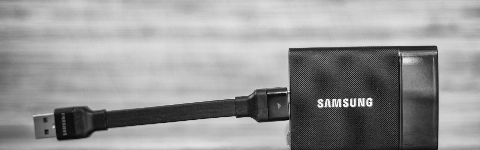 Samsung T1 SSD | Norbert Eder Photography
