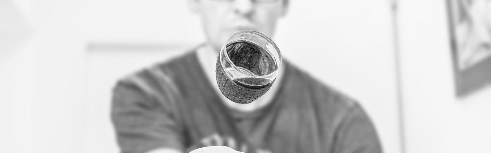 Levitation Espresso-Tasse Endergebnis | Norbert Eder Photography