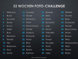 52 Wochen Foto-Challenge