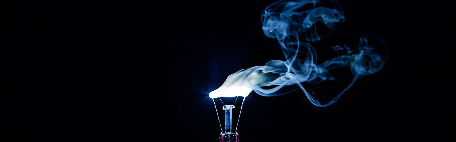 Blauer Glühfaden | Norbert Eder Photography