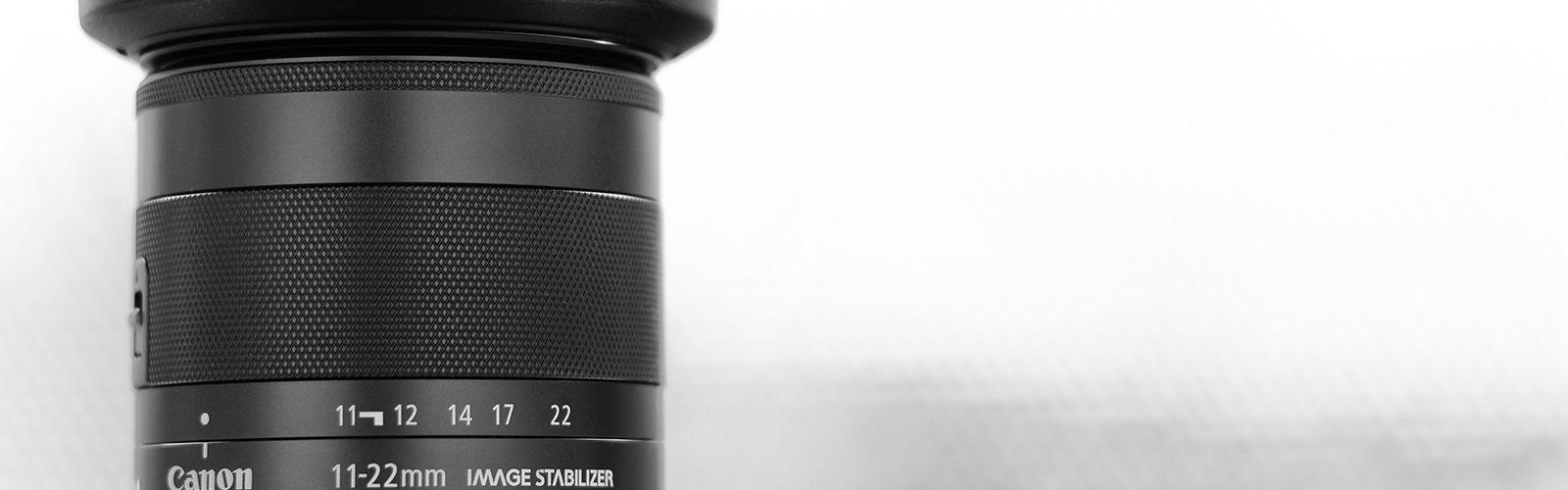 Canon EF-M 11-22