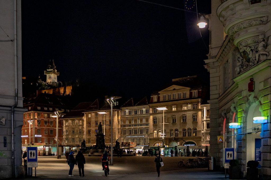 Hauptplatz Graz   Norbert Eder