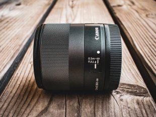 Canon EF-M 32mm f/1.4