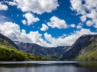 Wocheiner See | Fotomontag 228 | Norbert Eder Photography