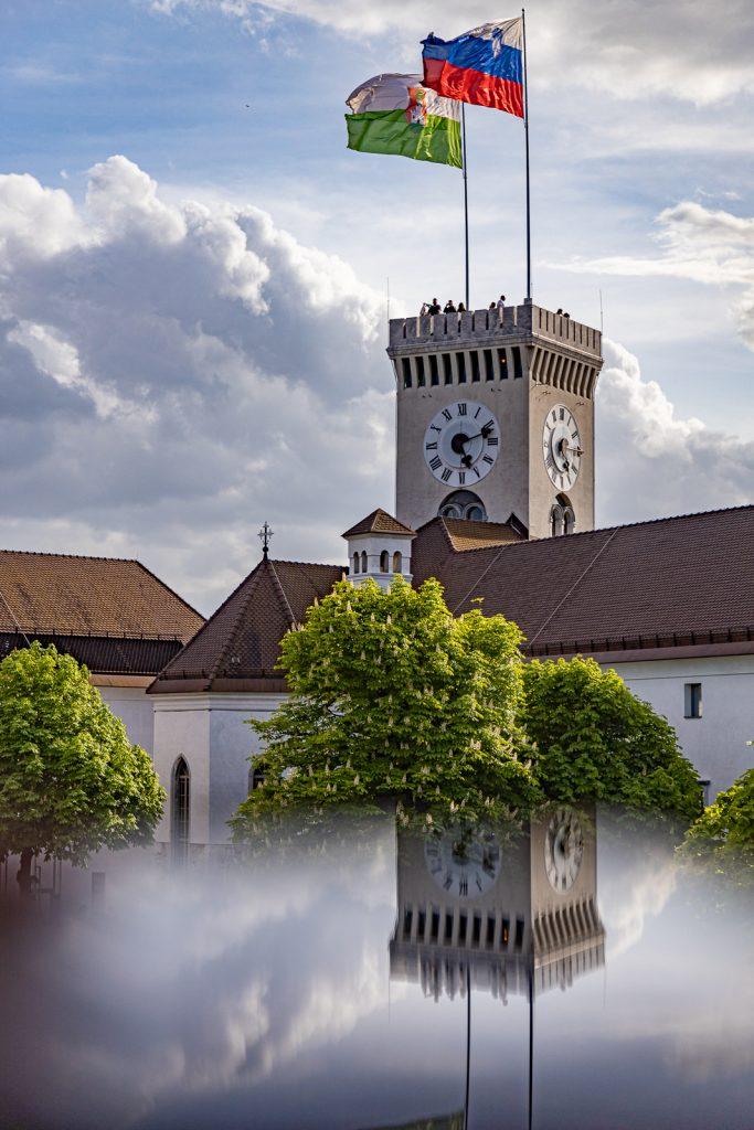 Laibacher Schloss - Ljubljana - Norbert Eder Photography