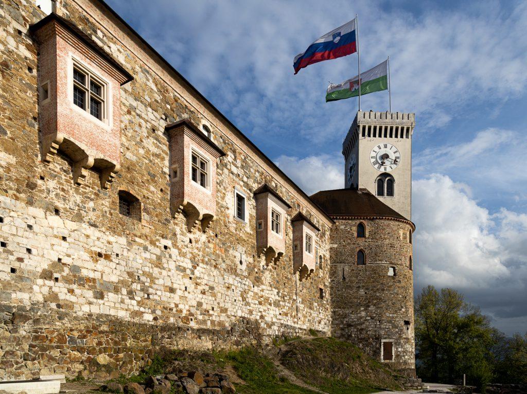 Burg - Ljubljana - Norbert Eder Photography