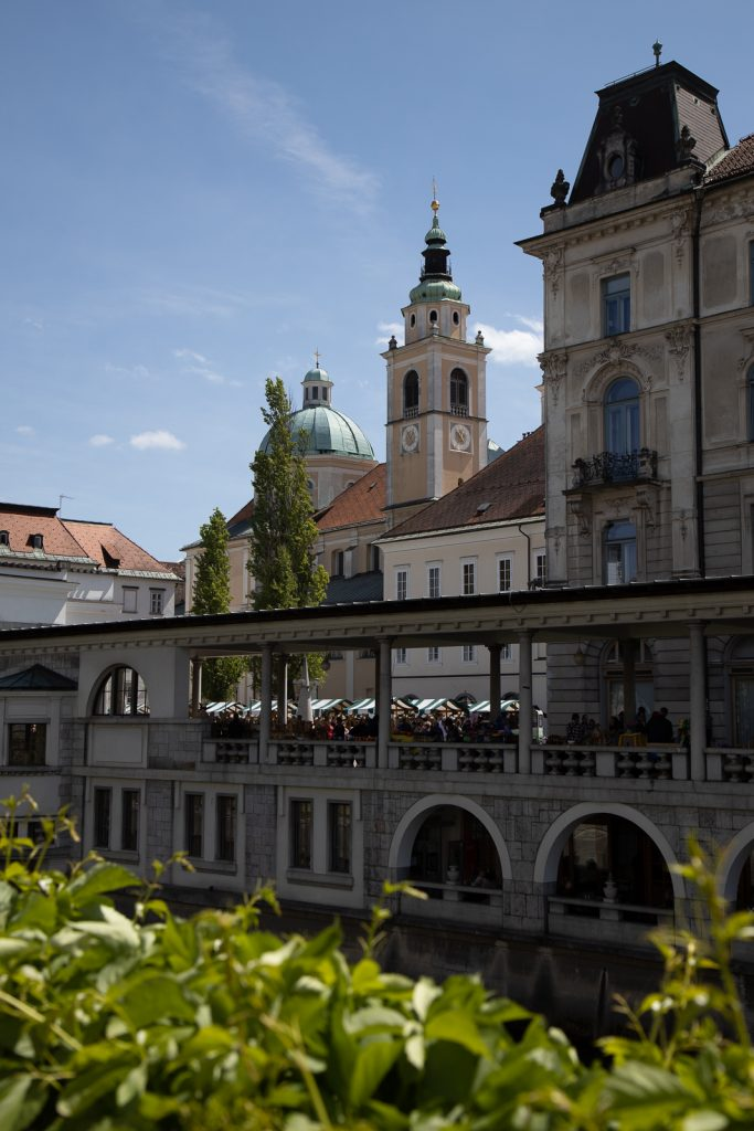 Kathedrale St. Nikolaus - Ljubljana - Norbert Eder Photography