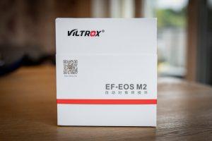 Viltrox Speedbooster EF-EOS M2