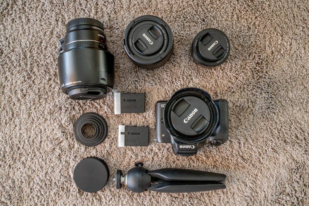 Wandern - maximale Ausrüstung | Norbert Eder Photography