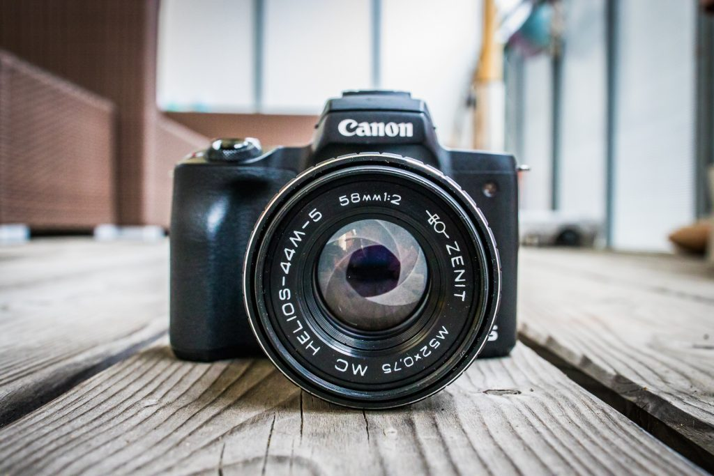 Canon EOS M50 + Helios 44M-5 #1   Norbert Eder Photography