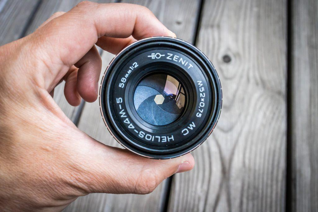 Zenit Helios 44M-5   Norbert Eder Photography