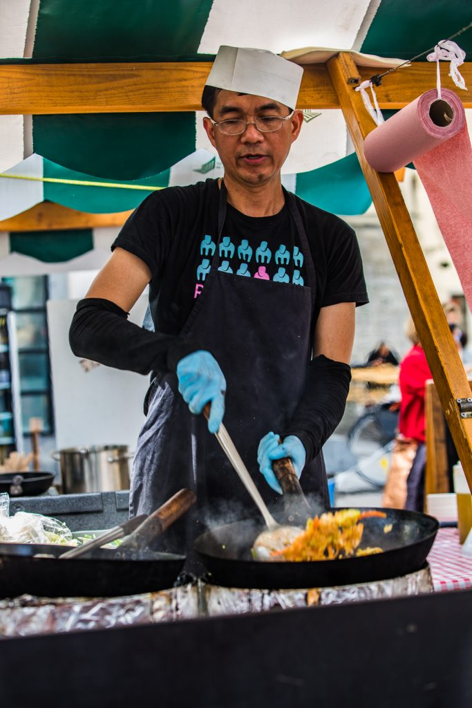 Streetfood | fotomontag | Norbert Eder Photography