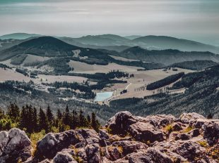 Grazer Bergland - Teichalmsee   fotomontag   Norbert Eder Photography