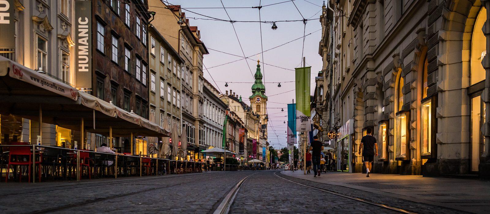 Herrengasse, Graz | Norbert Eder Photography