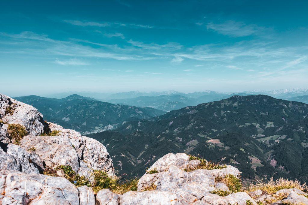 Wanderung: Teichalmsee - Schüsserlbrunn - Hochlantsch