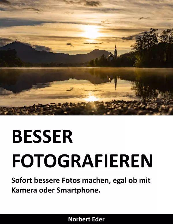 Buch: Besser fotografieren - Norbert Eder