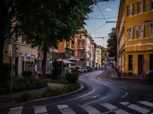 Leonhardstraße, Graz   fotomontag   Norbert Eder Photography