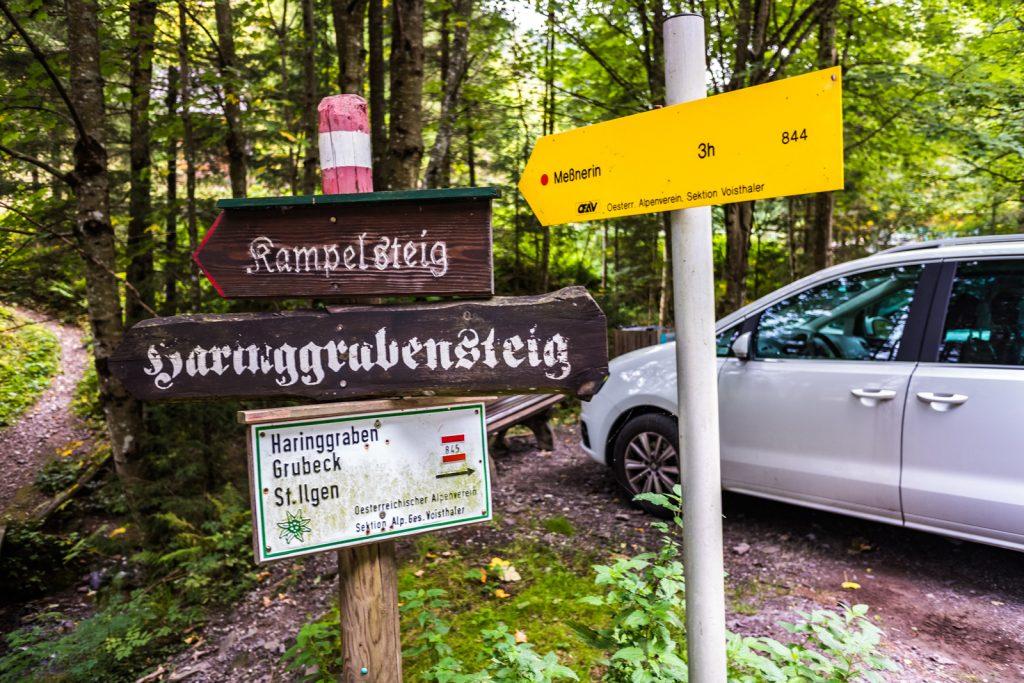 Parkplatz Haringgraben - Meßnerin | Norbert Eder Photography