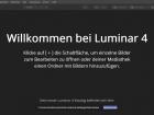 Luminar 4 - Mein erster Eindruck