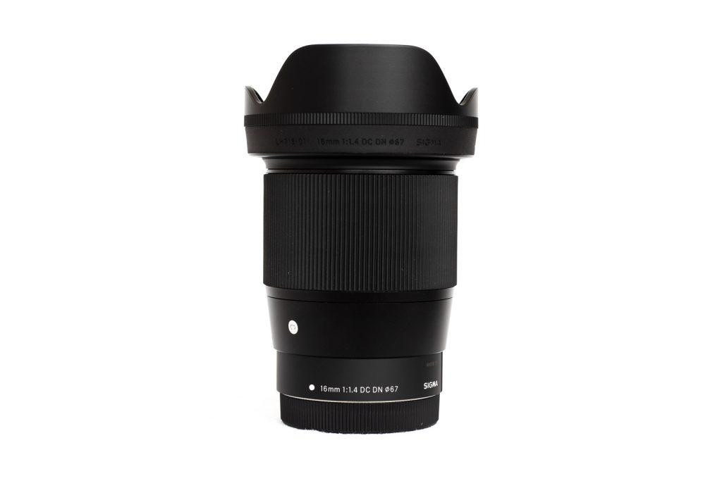 Sigma 16mm f/1.4 EF-M