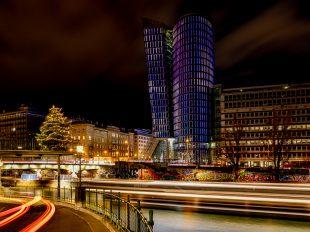 Uniqa Tower Wien   Norbert Eder Photography