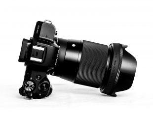Canon EOS M50 + Sigma 16mm f/1.4 DC DN Contemporary