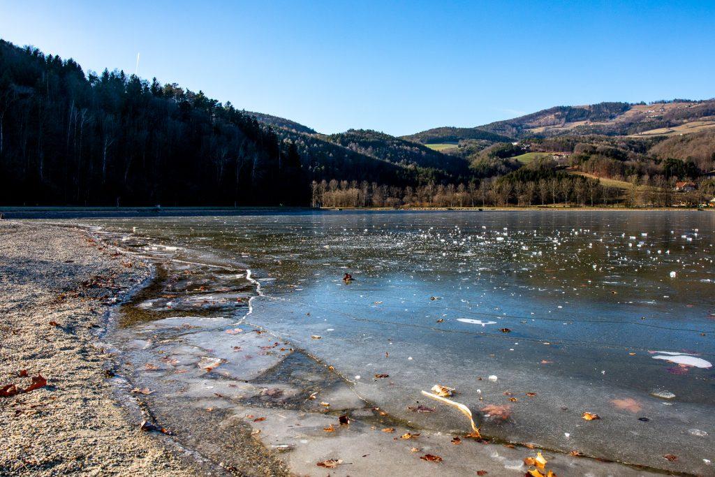 Ausflugsziel: Stubenbergsee in der Steiermark
