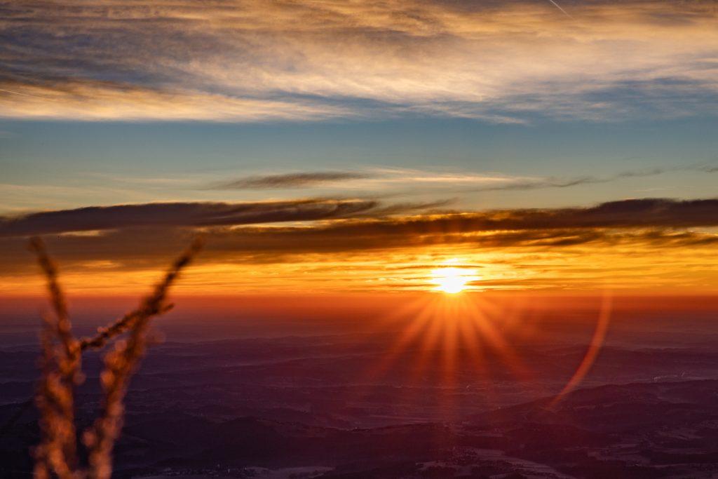 Sonnenaufgang | fotomontag | Norbert Eder Photography