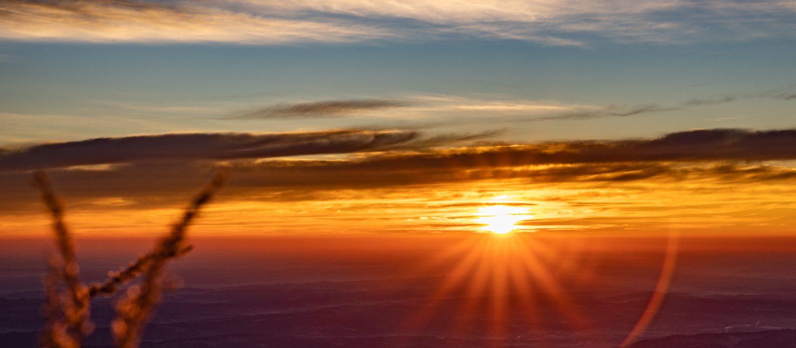 Sonnenaufgang   fotomontag   Norbert Eder Photography