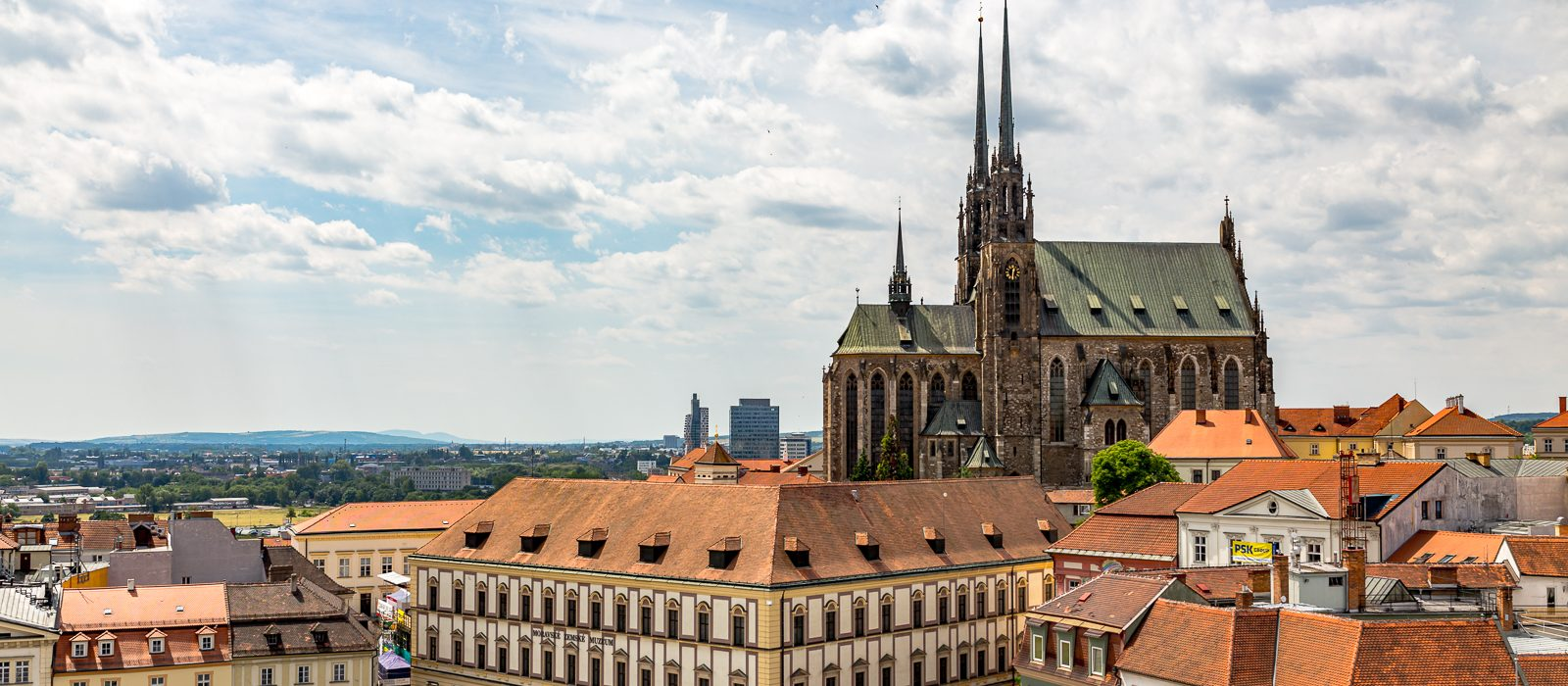Kathedrale St. Peter und Paul Brünn