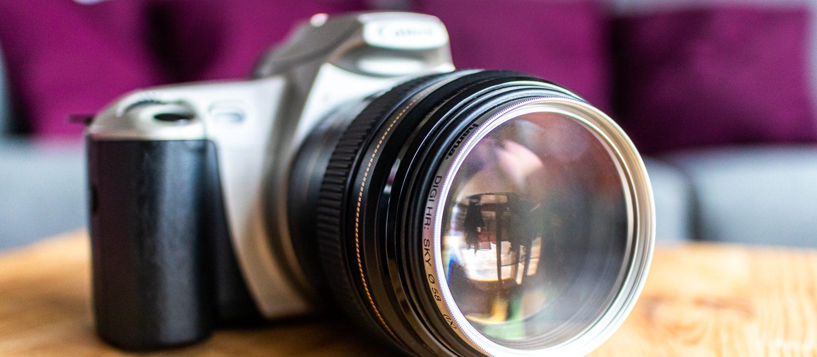 5 Gründe gegen UV-Filter als Objektivschutz