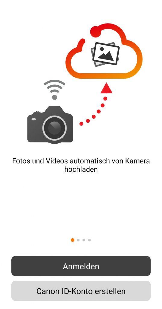 Backup: Fotos deiner Canon EOS on the fly sichern