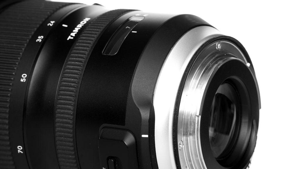 Review: Tamron 24-70mm f/2.8 Di VC USD G2