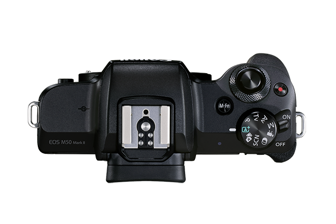 Canon kündigt EOS M50 Mark II an