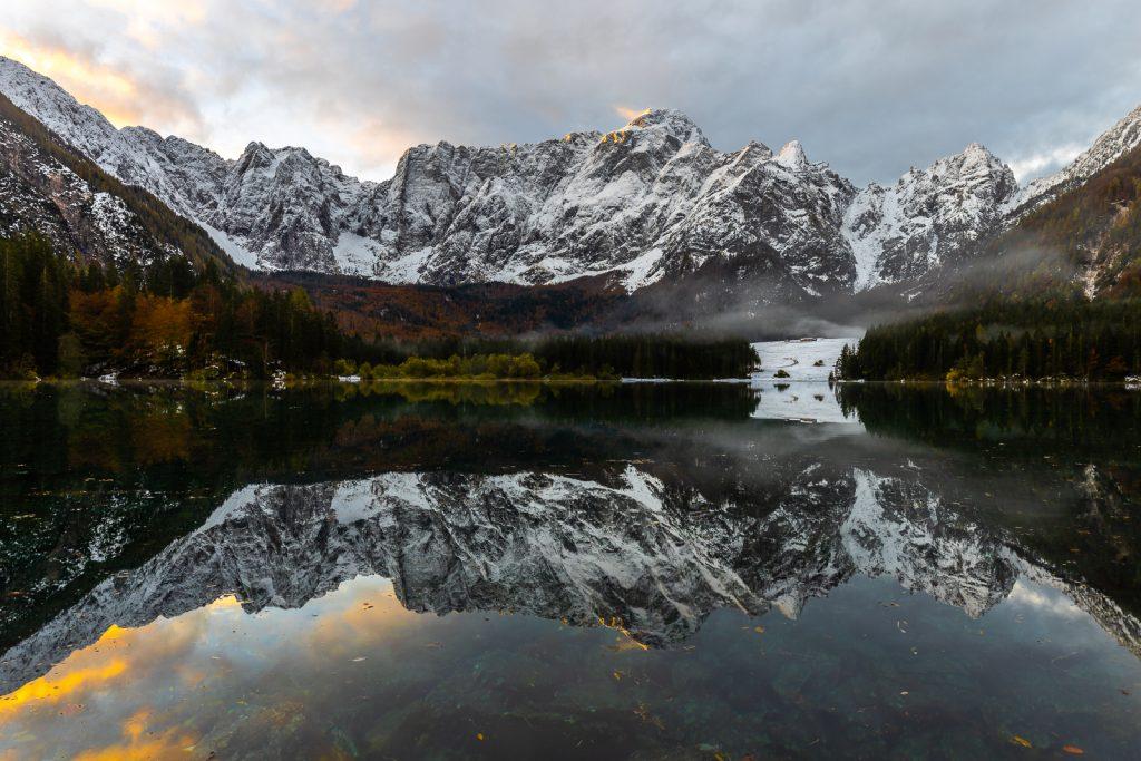 Lago die Fusine Superiore