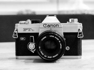 Analoge Kamera, Canon FTb QL