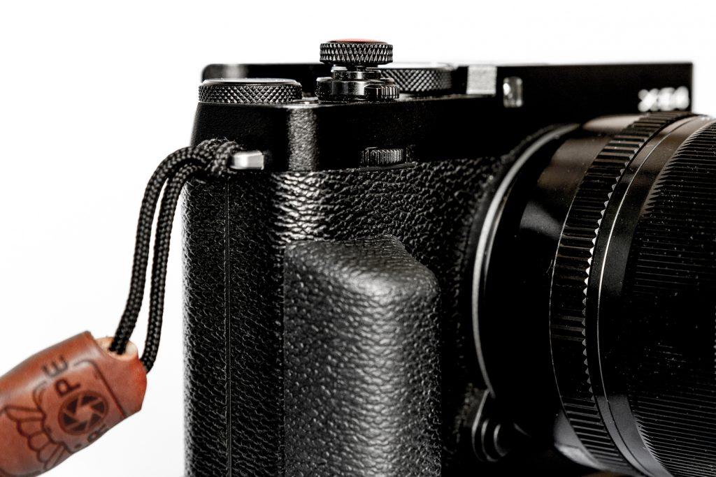 Fujifilm X-E4 Handgriff